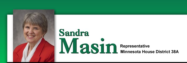 Sandra Masin: Representative Minnesota House District 52A